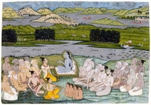 Sukadev-Goswami-1760-painting